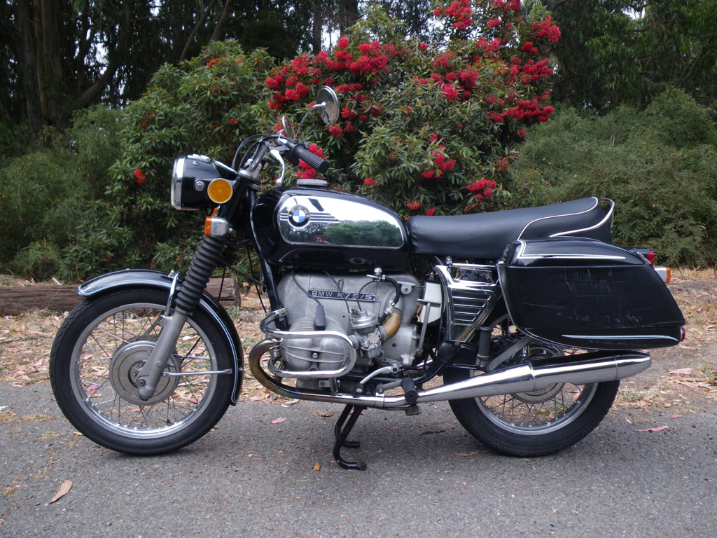 1973 bmw r75 5 toaster tank martycycles. Black Bedroom Furniture Sets. Home Design Ideas
