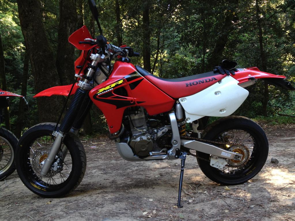 Honda Xr650r Supermoto Www Pixshark Com Images